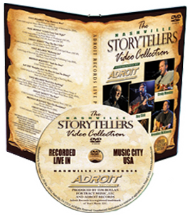 DVD - The Nashville Storytellers Video Collection by Adroit